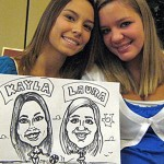 Kayla and Laura