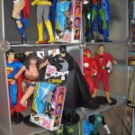 NKOTB with DC Direct 13&quot; superhero figures