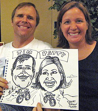 Jim and Patty